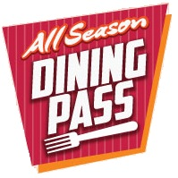 2020 All Season Dining Pass COMING SOON!