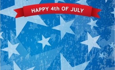 4th of July Banner