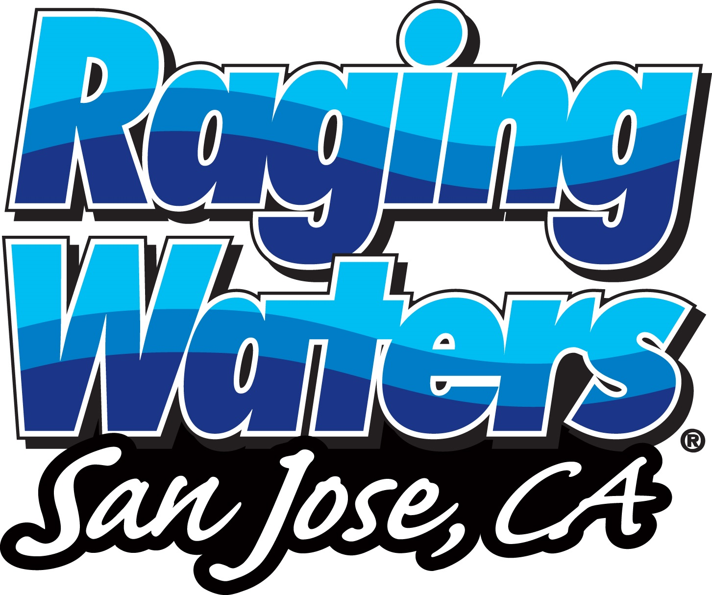 Raging Waters San Jose, CA